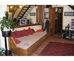 Csillaghegyi ház, pizzéria és garzon lakás együtt nagyon kedvezményes áron!